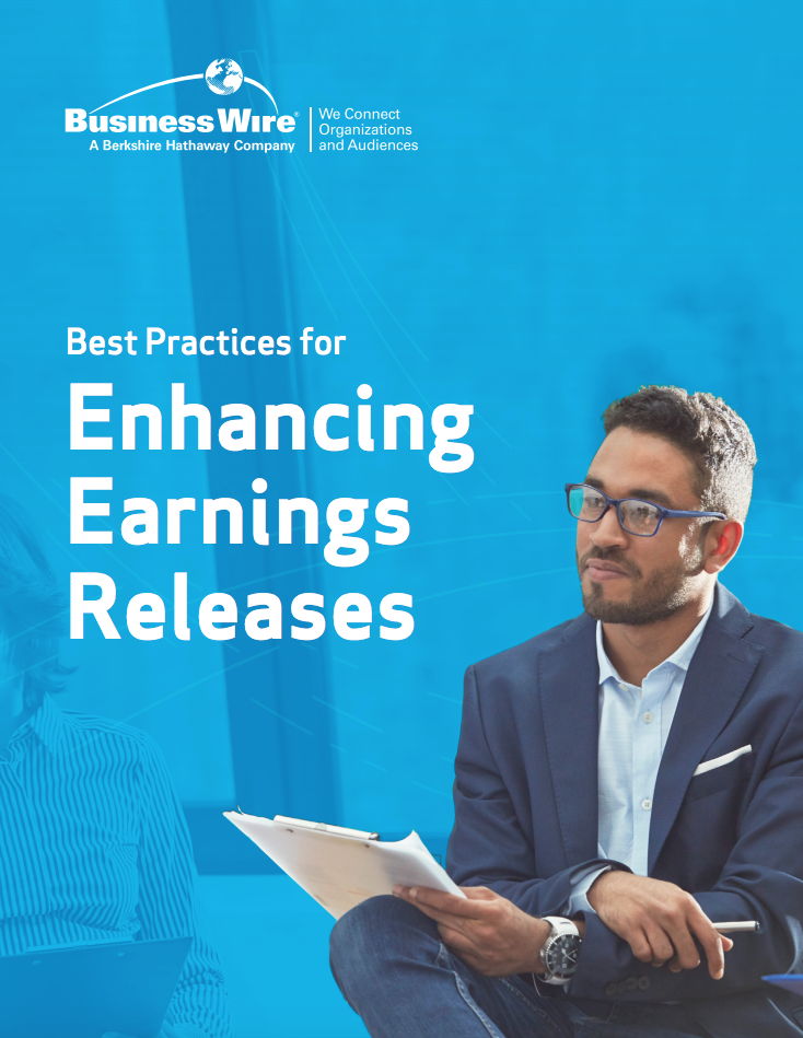 Best Practices for Enhancing Earnings Releases_ cover