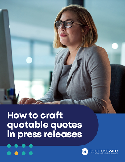 How to Craft Quotable Quotes in Press Releases