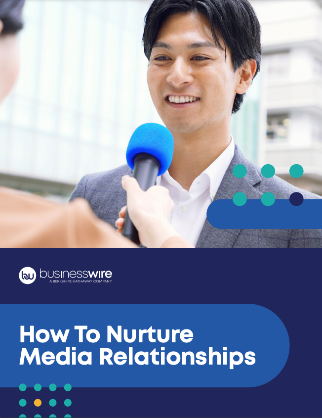 How to Nurture Media Relationships_COVER