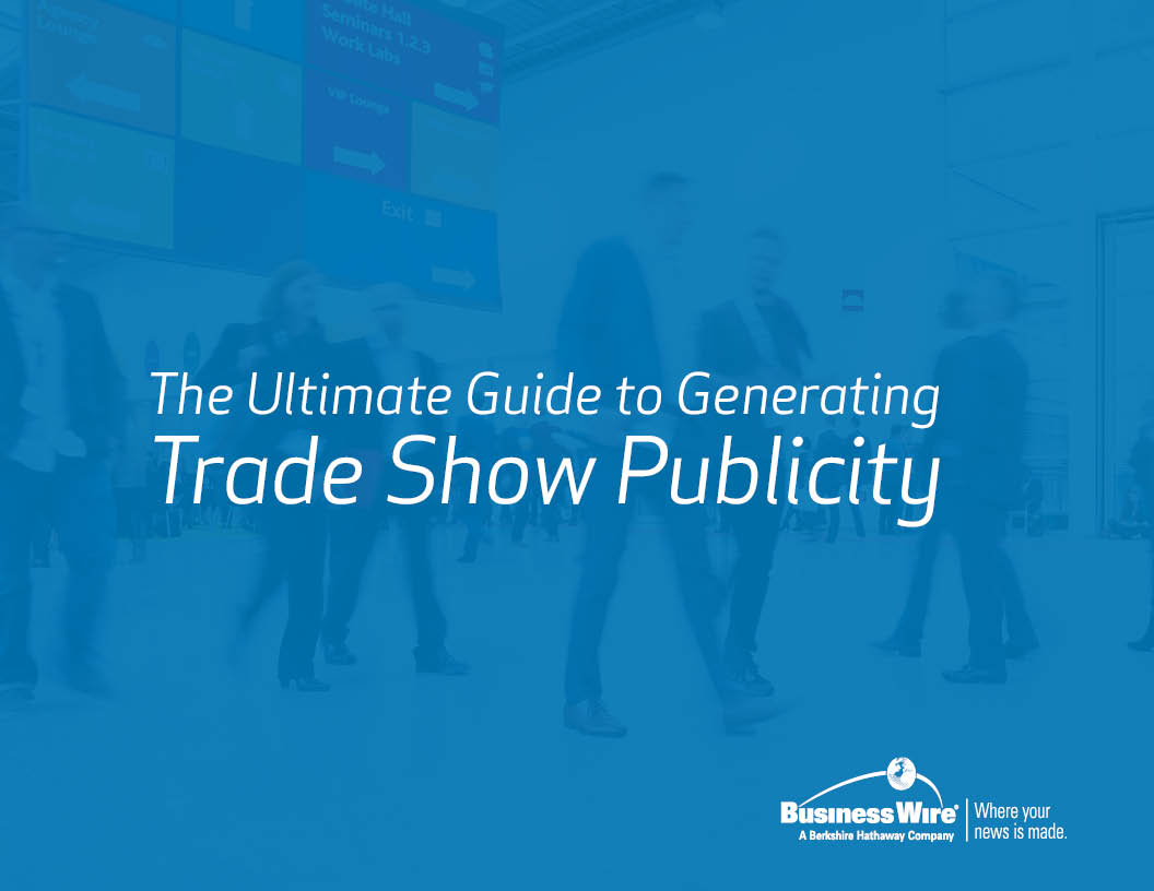 Generating Trade Show Publicity _Cover Image