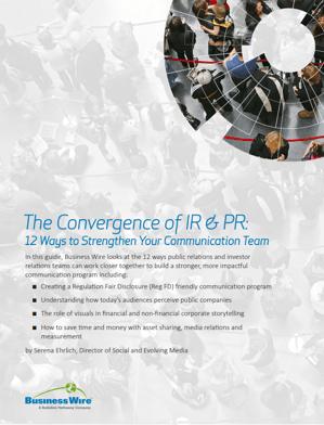 IR-PR-CONVERGENCE
