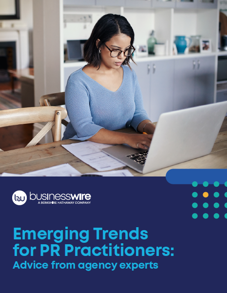 Emerging Trends for PR Practitioners