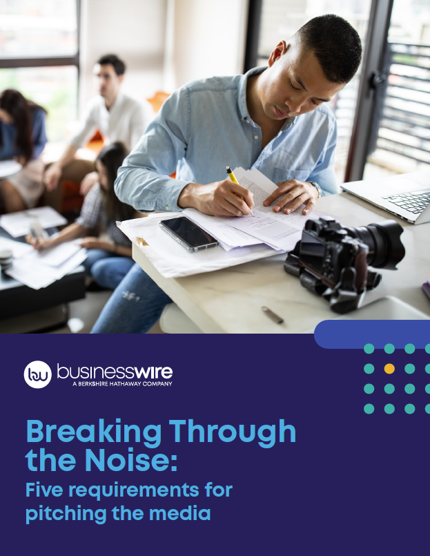 Pitching Media to Breakthrough the Noise