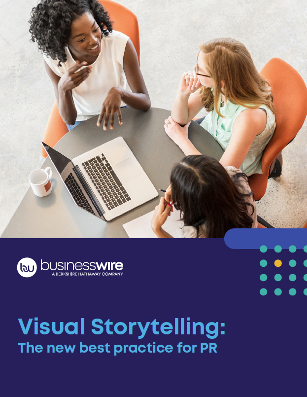 Visual Storytelling Best Practices for PR_COVER